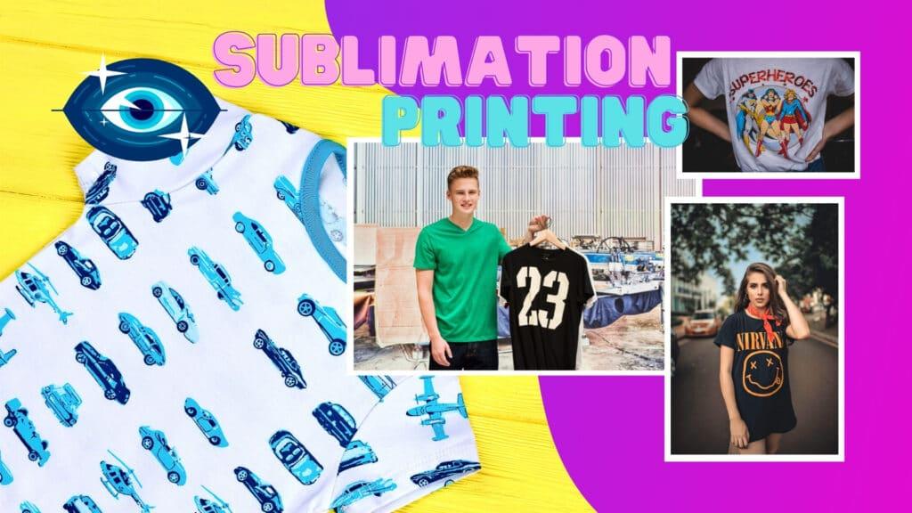 Sublimation Printing - Banners printing